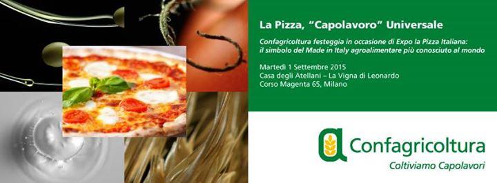 pizza capolavoro universale